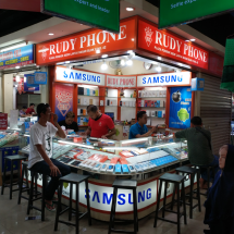 Logo rudy phone shop