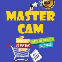 Master cam Logo