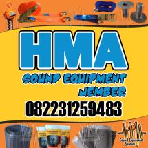 HMA Sound Equipment Logo