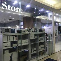 iStore Poins Square Logo