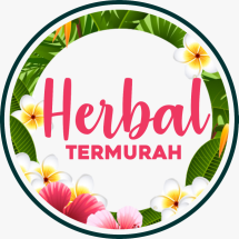 herbal termurah Logo