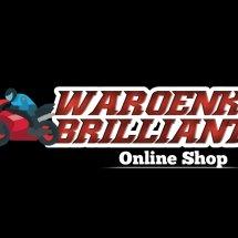 Logo brilliant waroenk