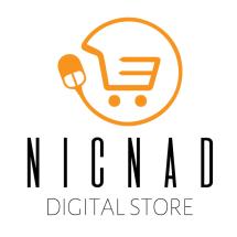 NicNad Digital Store Logo