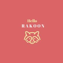 Logo Hello Rakoon