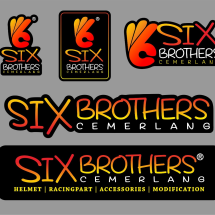 Logo Cemerlang 6 Brothers