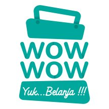 Logo wow wow shop