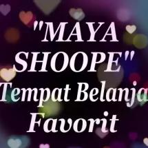 Logo maya shoope