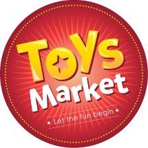 Toys Market Logo