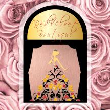 RedVelvetBoutique Logo