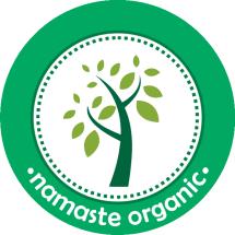 namaste organic Logo