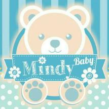 Logo Mindy Baby Store