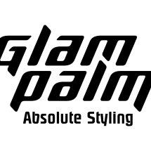 GLAMPALM INDONESIA Logo