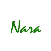 Nara animanga Logo