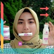 halimah kosmetiku Logo