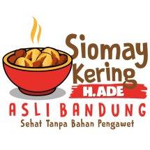 Siomay Kering H.Ade Logo