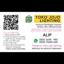 Logo TOKO JOJO LIGHTING