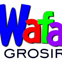 Logo wafa grosir