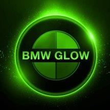 Logo BMW GLOW