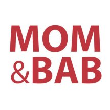 Mom n Bab Logo
