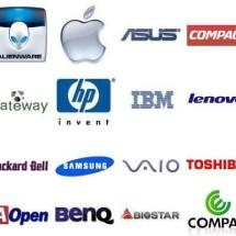 Logo Gunung laptop