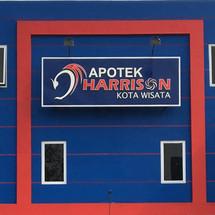 HARRISON_Kota Wisata Logo