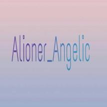 Alioner-Angelic Logo
