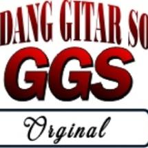 Logo gudang gitar solo