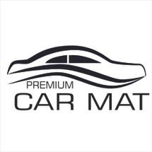 Premium Car Mat Logo