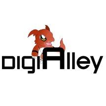 DIGI ALLEY Logo