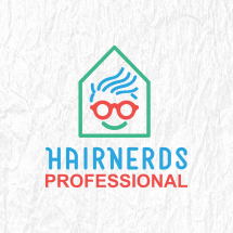 Logo Hairnerds Professional
