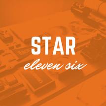 Logo Star Elevensix