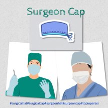 Logo Surgeon Cap