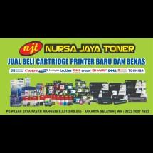 Logo Nursa Jaya Toner
