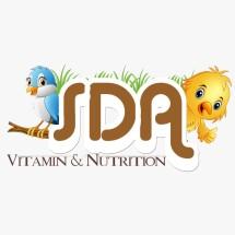 SDA vitamain & Nutrition Logo