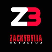 ZackyBylla Shop Logo
