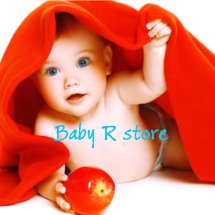 Logo Baby R Store