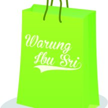 Logo Warung Lesehan Ibu Sri