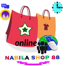 NABILA SHOP 88 Logo