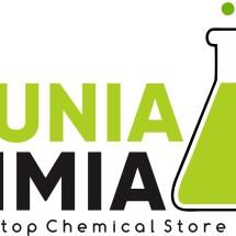 Logo Dunia Kimia Malvin