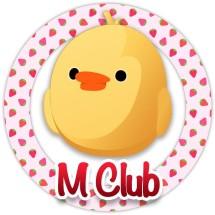Logo m club toys