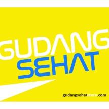 Gudang Sehat Store Logo