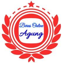 Logo Beras Online Agung