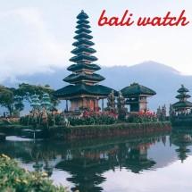 bali watch Logo