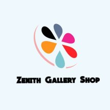 zenith gallery shop Logo