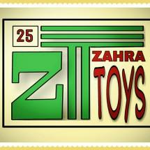 Logo zahra toys 25