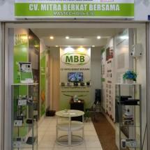 Mitra Berkat Bersama Logo