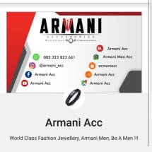 ARMANI MEN ACC Logo