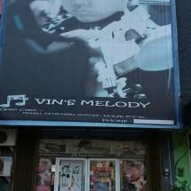 Logo Vins Music Store