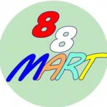 88 Mart Logo