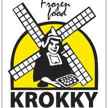 Logo Krokky Food Official